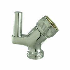 Brass Swivel Shower Arm Mount