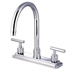 Sydney Double Handle Centerset Kitchen Faucet