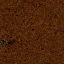"""Floor Tiles 12"""" Solid Cork Hardwood Flooring in Mirage Brown"""