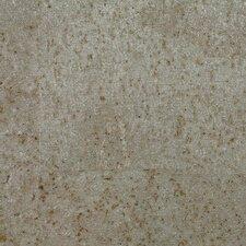 "Gems 12"" Engineered Cork Hardwood Flooring in Pyrite"