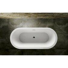 "Serenity 70"" x 32"" Soaking Bathtub"