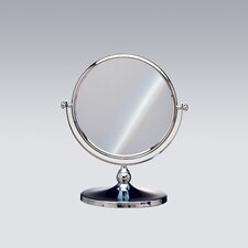 Free Standing 3X Magnifying Mirror