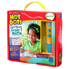 Hot Dots Jr Let'S Master Grade 1 Math