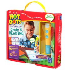 Hot Dots Jr Let'S Master Grade 3 Reading