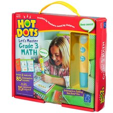 Hot Dots Jr Let'S Master Grade 3 Math