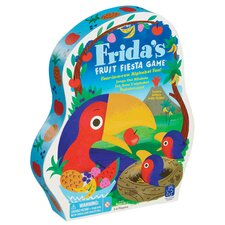 Frida'S Fruit Fiesta Game