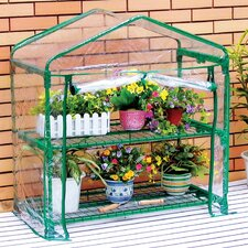 GreenThumb 3 Ft. W x 1.5 Ft. D Growing Rack Greenhouse