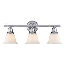 Berwick 3 Light Vanity Light