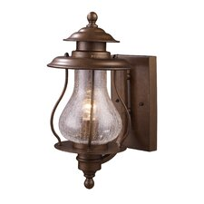 Wikshire 1 Light Wall Lantern