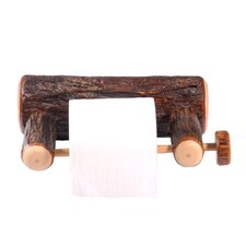 Hickory Wall Mounted Toilet Paper Holder