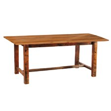 Reclaimed Barnwood Rectangle Dining Table