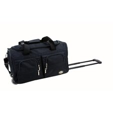 "22"" 2 Wheeled Travel Duffel"