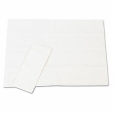 Commercial Sturdy Station 2 Baby Changing Table Liners, 320/Carton