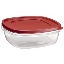 9 Cup Easy Find Square Container with Lid
