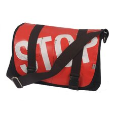 Stop Laptop Messenger Bag