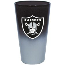 NFL Oakland Raiders Highball Glass (Set of 2)