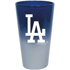 MLB Los Angeles Dodgers Highball Glass (Set of 2)