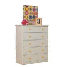 Sierra 5-Drawer Chest