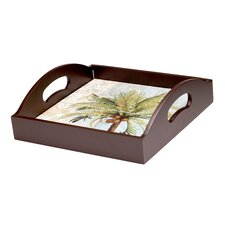 Key West 4-Tile Serving Tray