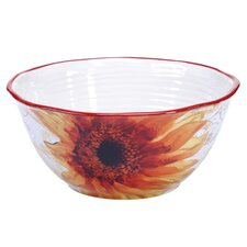 Paris Sunflower Deep Bowl