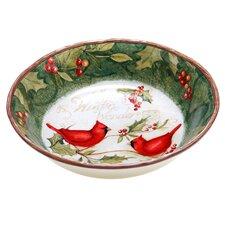 Winter Wonder Serving Bowl