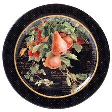 French Country Round Platter