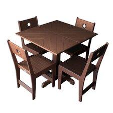 Café 5 Piece Dining Set