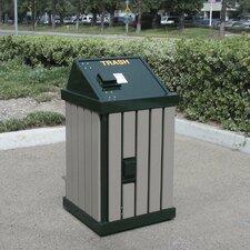 32-Gal Animal Proof Trash Receptacle