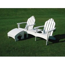 Tete-a-Tete Adirondack Seating Group