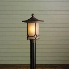 Chicago 1 Light Outdoor Post Lantern