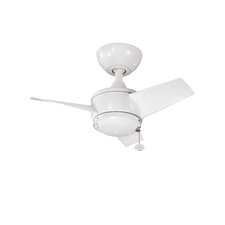 "24"" Yur 3 Blade Ceiling Fan"