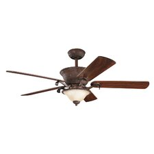 "56"" High Country 5 Blade Ceiling Fan"