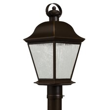 Mount Vernon Outdoor Post Lantern
