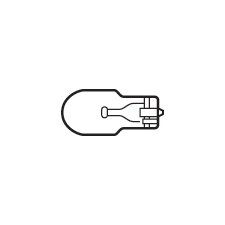 11.6W Wedge T5 Clear Light Bulb (Set of 10)