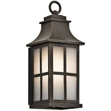 Pallerton Way 1 Light Wall Lantern