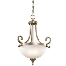 Monroe 3 Light Mini Pendant