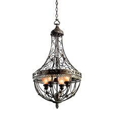 Marchesa 4 Light Foyer Pendant