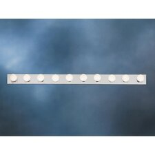 10 Light Vanity Light (Set of 2)