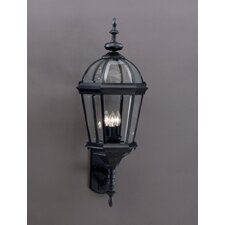 Trenton 3 Light Wall Lantern