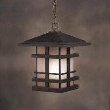Cross Creek 1 Light Outdoor Hanging Pendant