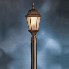 Cast Aluminum Outdoor Post Lantern