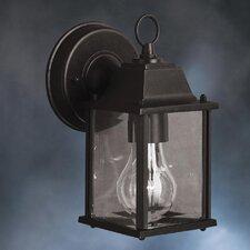New Street 1 Light Wall Lantern