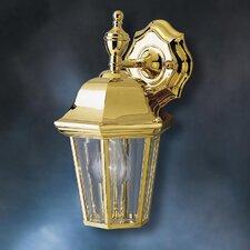 LifeBright 1 Light Wall Lantern