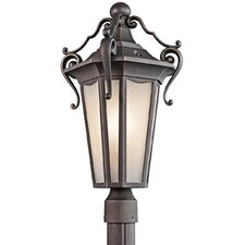 Nob Hill Outdoor Post Lantern