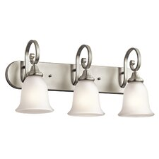 Monroe 3 Light Bath Vanity Light