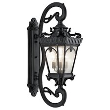 Tournai 5 Light Wall Lantern