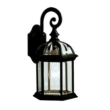 New Street 1 Light Wall Lantern