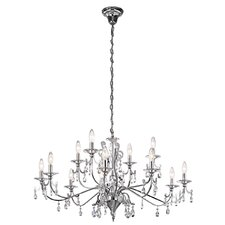 Rizzo 12 Light Chandelier
