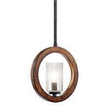 Grand Bank 1 Light Mini Pendant
