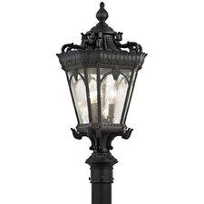 Tournai 3 Light Outdoor Post Lantern